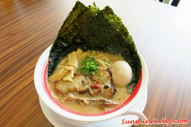 Nori-Uma Ramen, Food Review: Bari-Uma Ramen Malaysia @ Jaya Shopping Centre