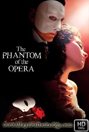 El Fantasma De La Opera (2004) [1080p] [Castellano-Ingles] [MEGA]