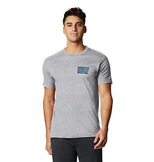 Mountain Hardwear Apparel: Men's MHW Gear Short Sleeve T-Shirt