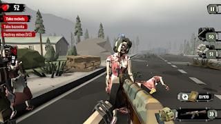 descargar The Walking Zombie 2 APK MOD Dinero ilimitado | Munición gratis para android 2020 2