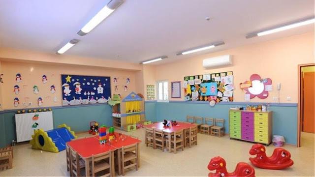 Δήμος Ιλίου: Τα τελικά αποτελέσματα για τους Παιδικούς Σταθμούς
