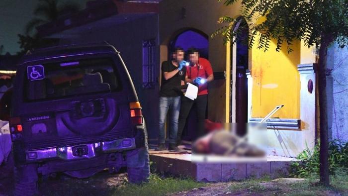 ¡Ignacio! gritaron antes de dispararle en la cabeza en Culiacán