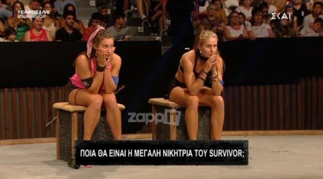 Αυτή είναι η μεγάλη νικήτρια του Survivor!
