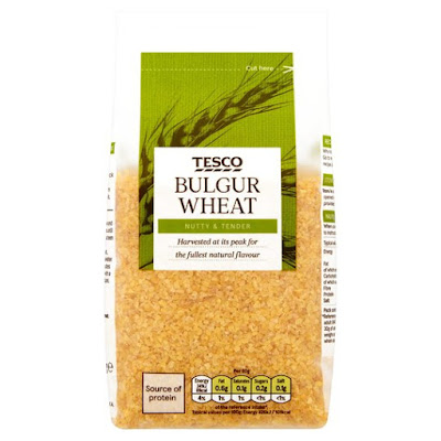 Tesco bulger wheat