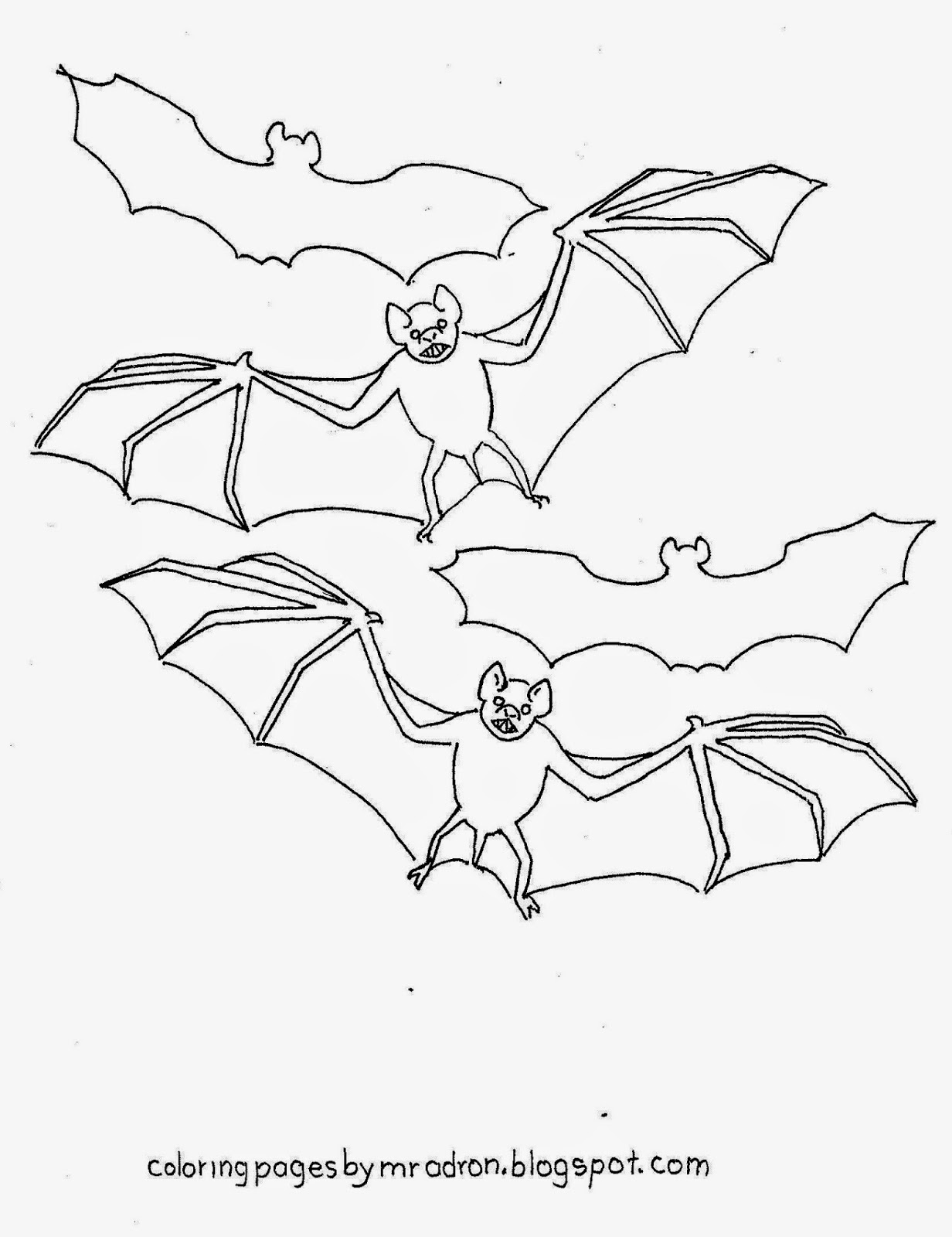 vampire coloring pages printable - vampire bat pages coloring pages