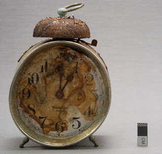 Roy Fure's Alarm Clock - Source: National Park Service - https://www.nps.gov/katm/blogs/fures-alarm-clock.htm