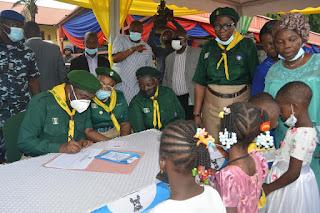 LASG Begins Registration of Primary Schools Pupils 2021/2022