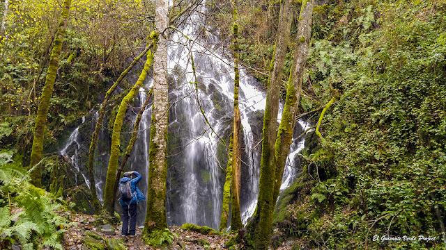 Cascada de la Salgueira, Taramundi - Asturias