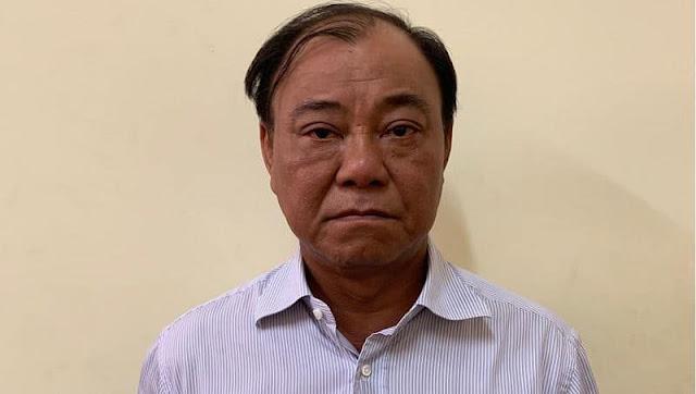Nóng: Bắt giam ông Lê Tấn Hùng em trai Lê Thanh Hải