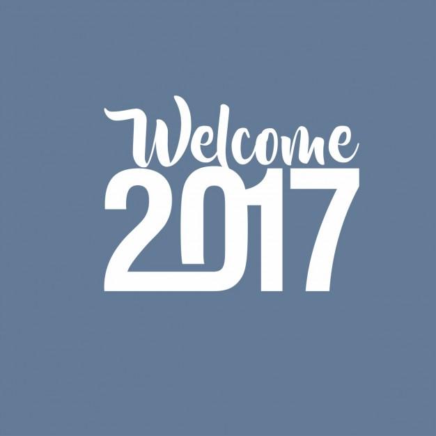 bienvenido 2017