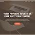 Template Bootstrap Gratis 2019