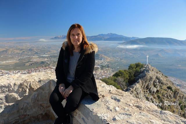 Mirador de la Cruz, Jaén