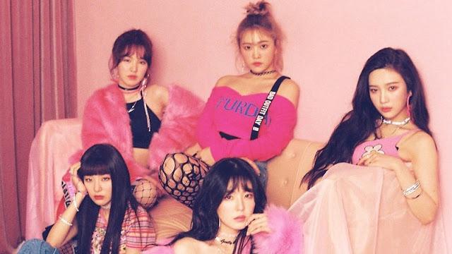 Dengan Lagu Bad Boy Di Music Bank Red Velvet Raih Kemenangan Ketiga