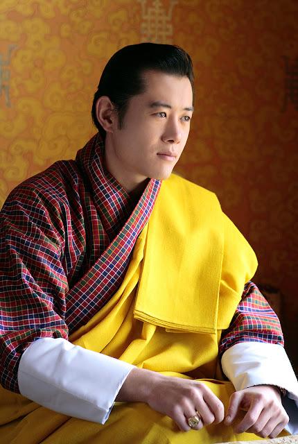 Βασιλιάς Γίγκμε Κεσάρ Ναμγκιάλ Βανγκτσούκ, Μπουτάν
