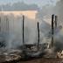 Señora pide ayuda para reparar vivienda destruida por incendio en Las Salinas de Barahona