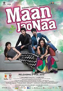 Maan Jao Naa (2018) Urdu Movie HDTVRip | 480p