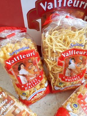 spaghetti oeufs frais