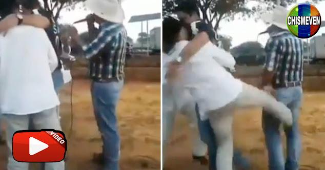 cantante Vitico Castillo recibió una Pata por el Culo por defender a Diosdado Cabello