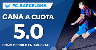Paston Megacuota Copa del Rey: Barcelona vs Celta 11 enero