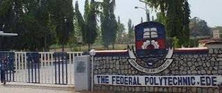 Federal Polytechnic Ede (EDEPOLY) Registration Details 20192020