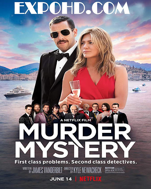 Murder Mystery 2019 Dubbed Hindi 480p | 720p | 1080p  |G.Drive [Download]