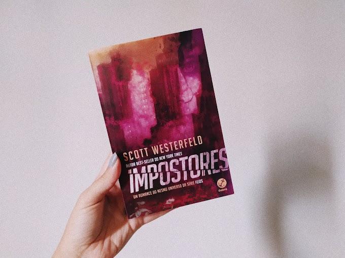 Impostores | Scott Westerfeld