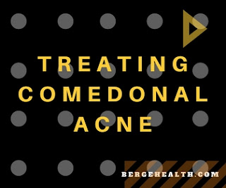 Comedonal Acne Home Remedies
