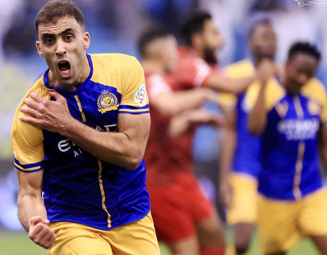 نتيجة مباراة النصر والحزم اليوم الجمعة 20/09/2019 الدوري السعودي