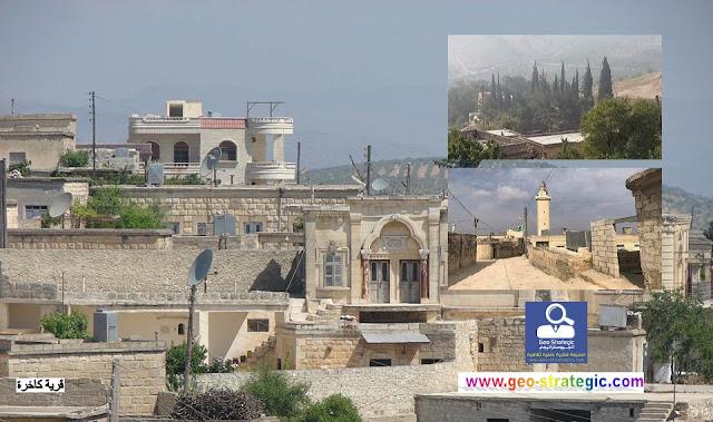متطرفي العمشات يهددون أهالي قرية كاخرة بالابادة الجماعية في عفرين