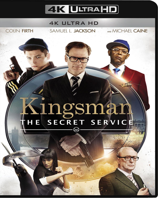 Kingsman. The Secret Service [2014] [UHD] [2160p] [Latino]