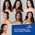 Miss World Philippines 2017 Top Model Finalists