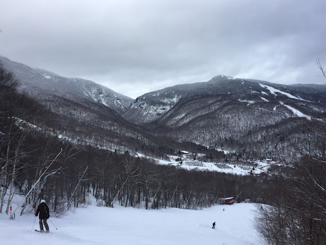 If you are planning on skiing Stowe and you do not have any sort of discount card, like the Vermont Travel Club Card I use (nore on that later), ...