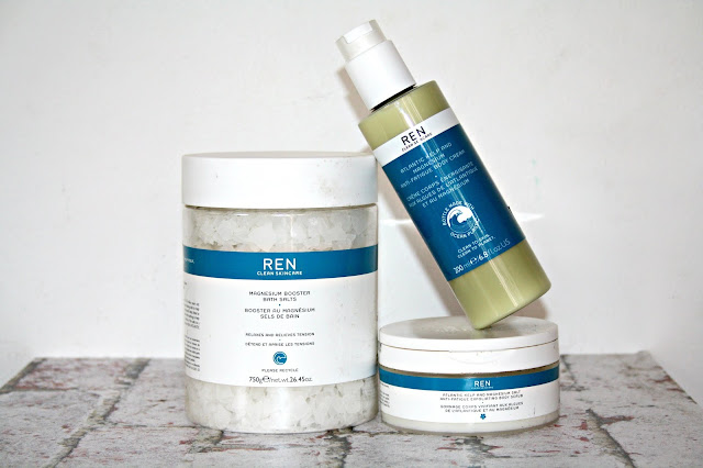REN Clean Skincare Atlantic Kelp and Magnesium Collection