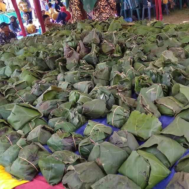 800 nasi kelor bogo kelor festival
