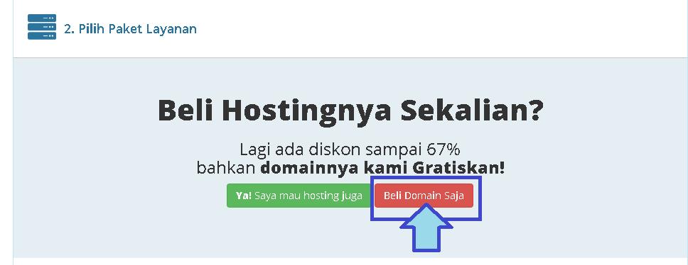 beli custom domain saja