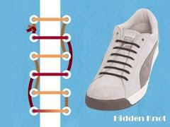10 Ide Cara Mengikat Tali Sepatu yang Keren
