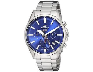 Đồng hồ NAM Casio Men's Edifice Quartz Watch EFV-510D-2AVCF