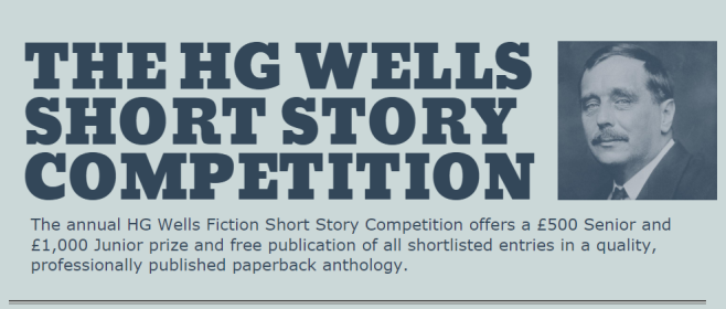 The HG Wells Short Story Competition