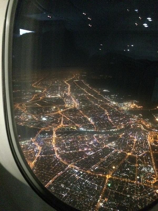 PHILIPPINES : DUBAI vue du Ciel / Logistique du voyage / www.by-laura.fr