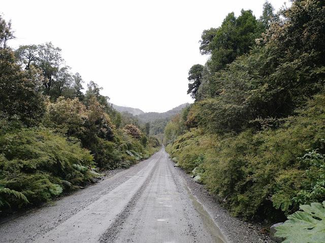 Carretera Austral, Parque Pumalín, Chile