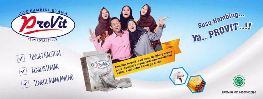 Susu Kambing ETAWA Provit plus Royal Jelly | SNS-21