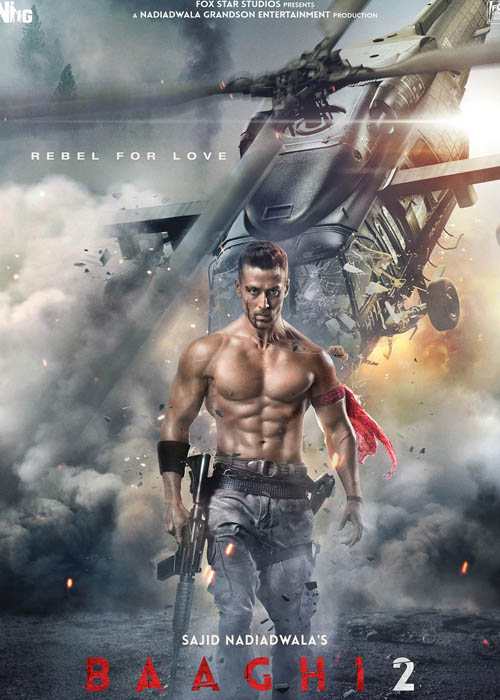 Baaghi 2 Full Movie Download 2018 720p Filmywap Khatrimaza Bolly4u