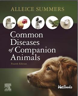 Common Diseases of Companion Animals 4th Edition