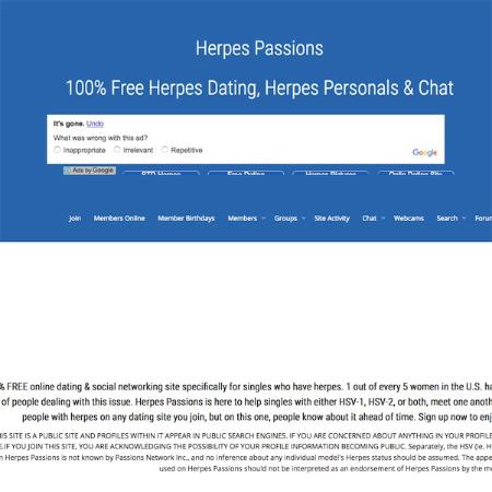 100 kostenlose herpes-dating-sites