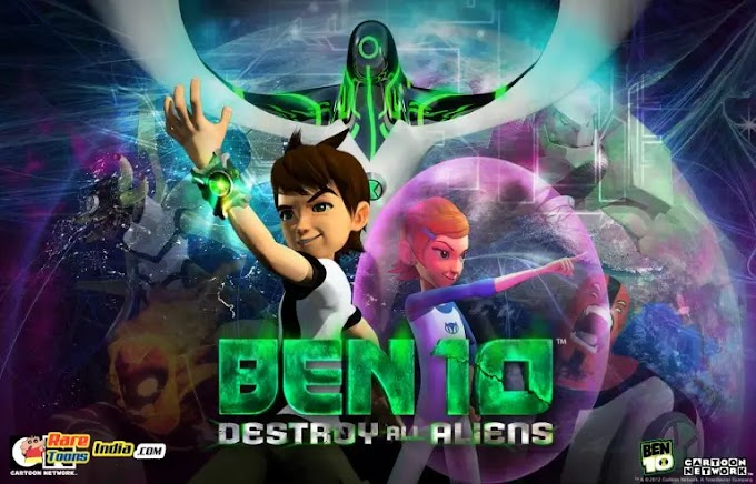 Ben 10 Destroy All Aliens Hindi Dubbed Download (720p HD)