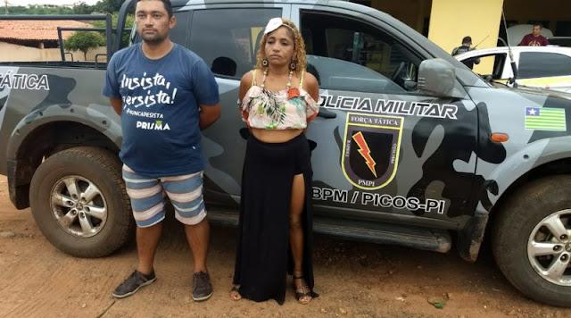 Homem preso em Picos já havia matado sete pessoas