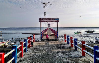 Nuansa baru di Dermaga Desa Wisata Sugian, Lombok Timur
