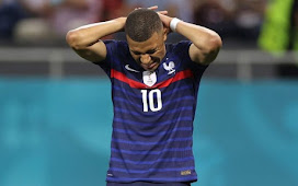 Euro 2020: Mbappe Speaks As Penalty Miss Sees France Eliminated