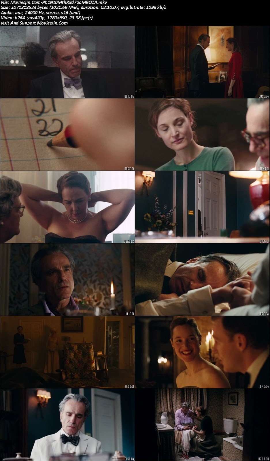 Watch Online Phantom Thread 2017 Download WEBDL 720p Esubs Full Movie Download Khatrimaza, free download 9xmovies,