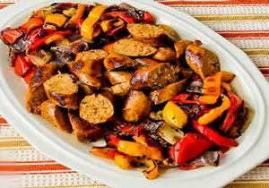 resep masakan praktis sosis ayam asam manis